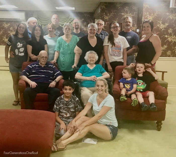 68 Years Wedding Anniversary + Grandparents News