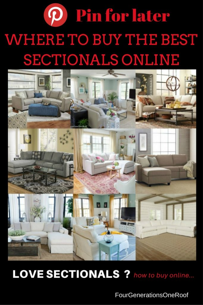 Gorgeous Affordable Sectionals Sofas And Where To