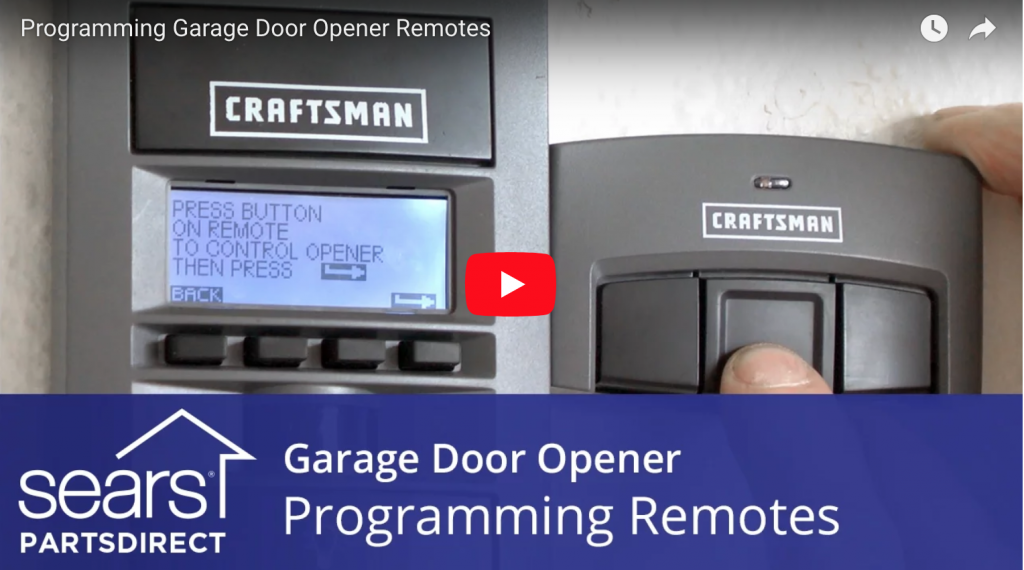 5 Things To Know About Your Garage Door Opener