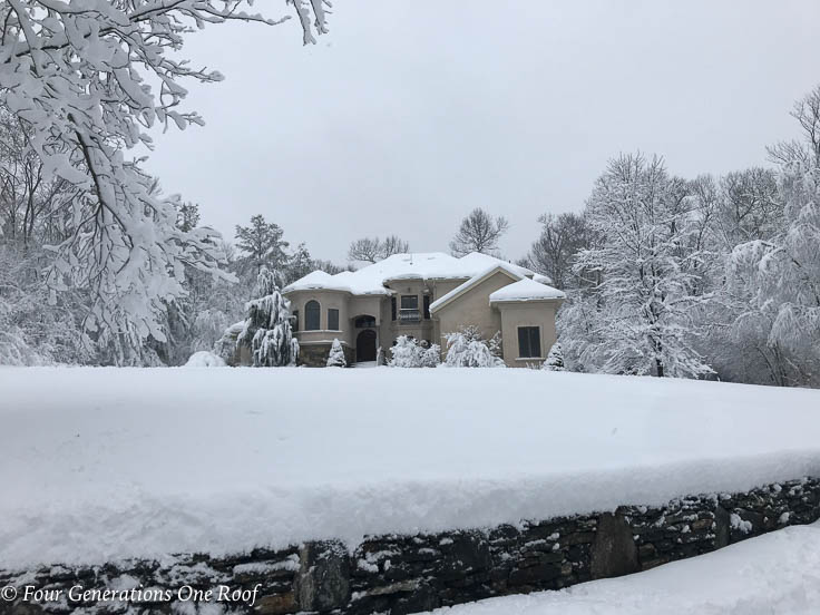 2018 Winter Wonderland Nor'Easter + Another on the Way