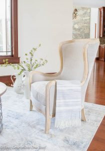 Our Spring Grand Foyer Decorating Ideas {Reveal} + Giveaway