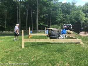 New DIY Pool Pump House Week of July 4th Project