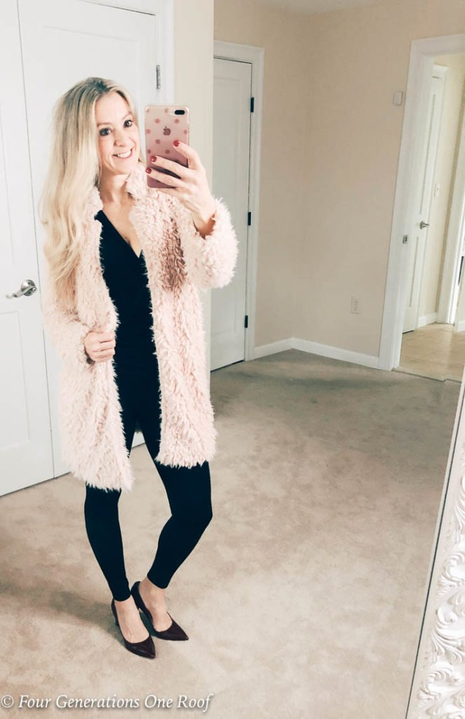 how to lose 10 pounds and love your pants | blush sweater