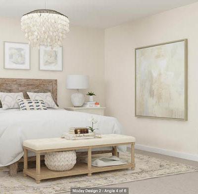 My Bedroom Makeover 3D Floor Plan Design by Modsy