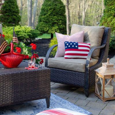 DIY Patriotic Decor Ideas – Patio