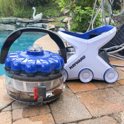 How to Vacuum a Pool with a Robot