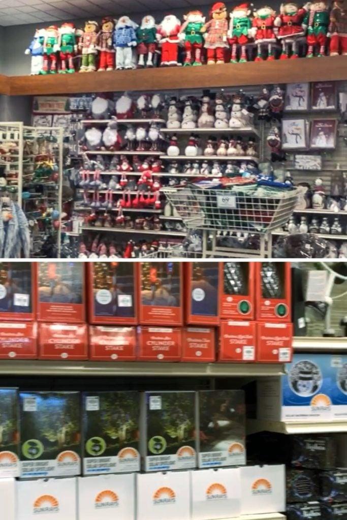 christmas tree shops outdoor christmas lights