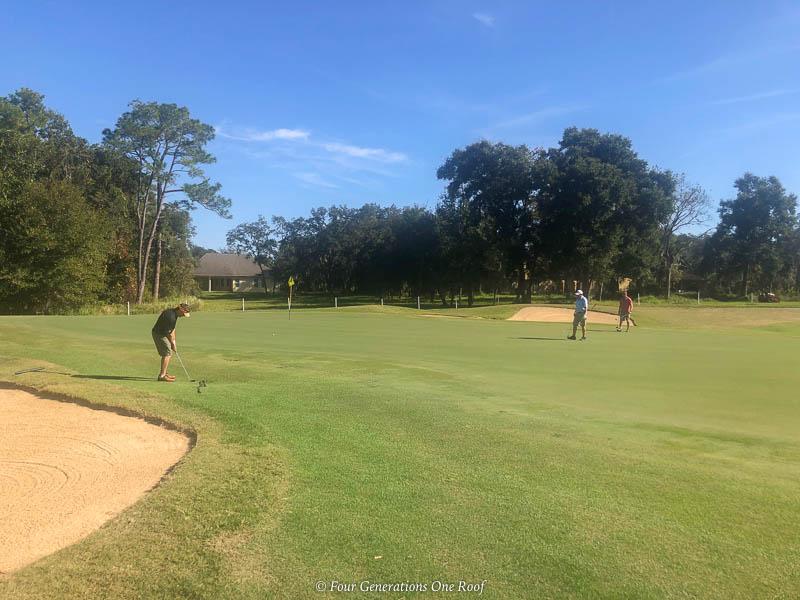 Orlando Omni Resort championsgate golf course