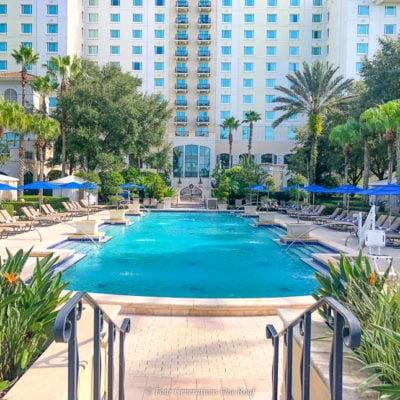 Our Omni Orlando Resort Family Vacation