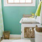 green bathroom hanging toilet paper holder white vanity